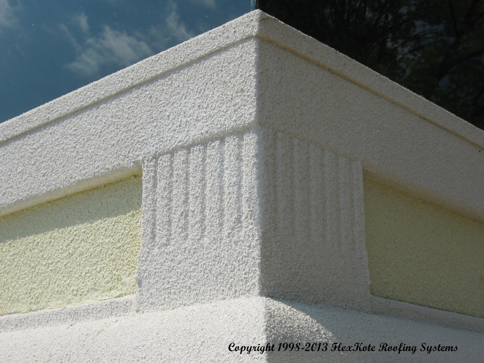 Introduction To The Flexrock Exterior Finishing System Flexkote Products