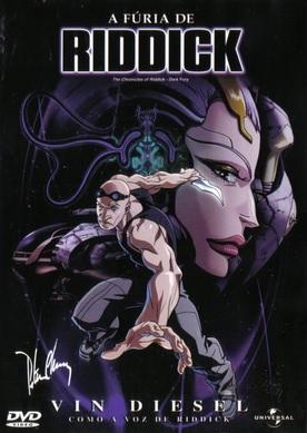 A Fúria de Riddick – Dublado