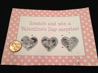 DIY Scratch Off Valentine Tutorial    The Chirping Moms