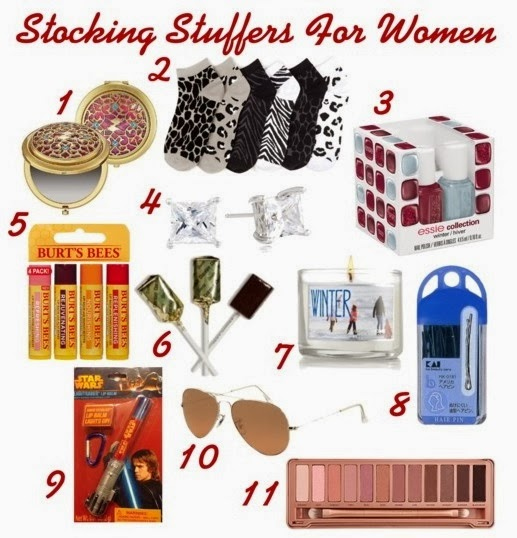 At Least I Will Blogmas 2013 Stocking Stuffers For Women