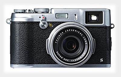 Fotografia in anteprima della Fujifilm X100s