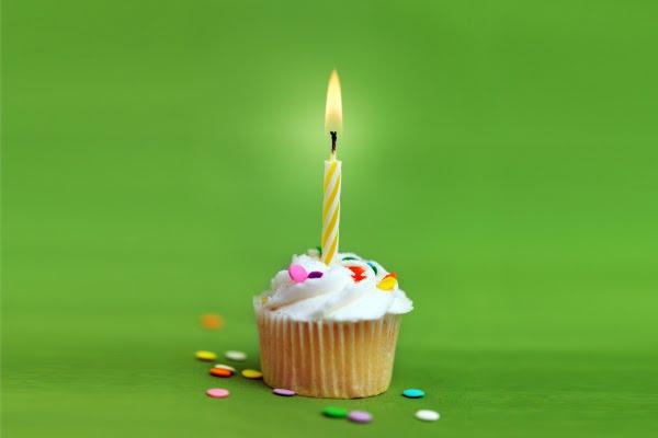 ONE YEAR BIRTHDAY CELEBRATION