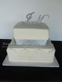 Bolo Casamento bragança doces opções