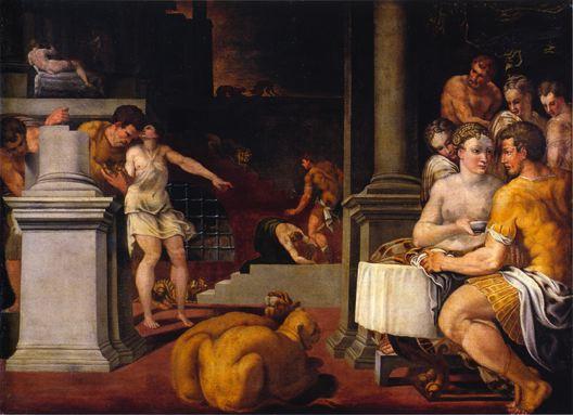 odysseus circe primaticcio