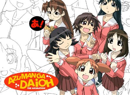 Nữ Sinh Trung Học - Azumanga Daioh