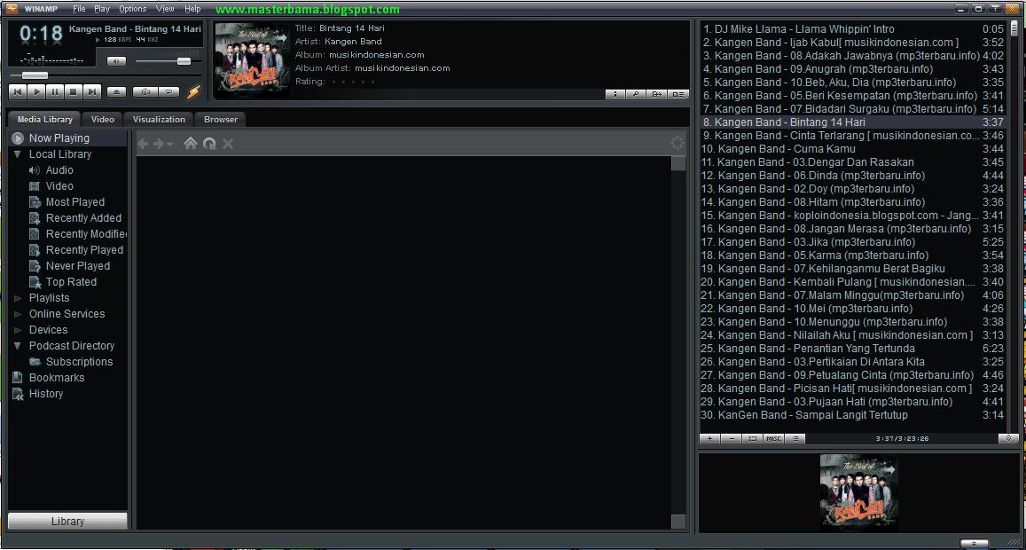 Free Download Winamp 5.66 Latest Version