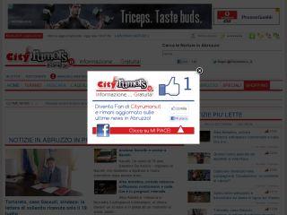 City Rumors Ultime Notizie Abruzzo