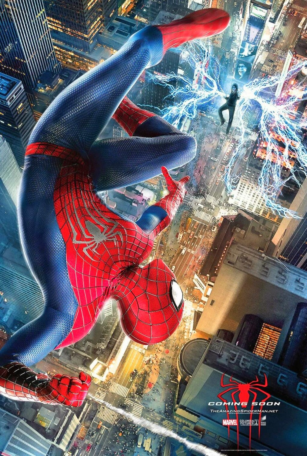 """The Blot Says...: The Amazing Spider-Man 2 """"Spider-Man vs ..."""
