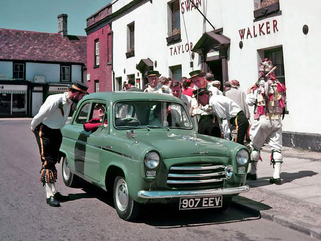 フォード・アングリア | Ford Anglia (1939-67)