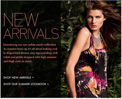 Click to view this June 23, 2011 Ann Taylor email full-sized