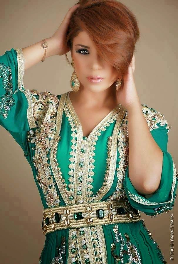 Caftan Marocain - Leila Hadioui