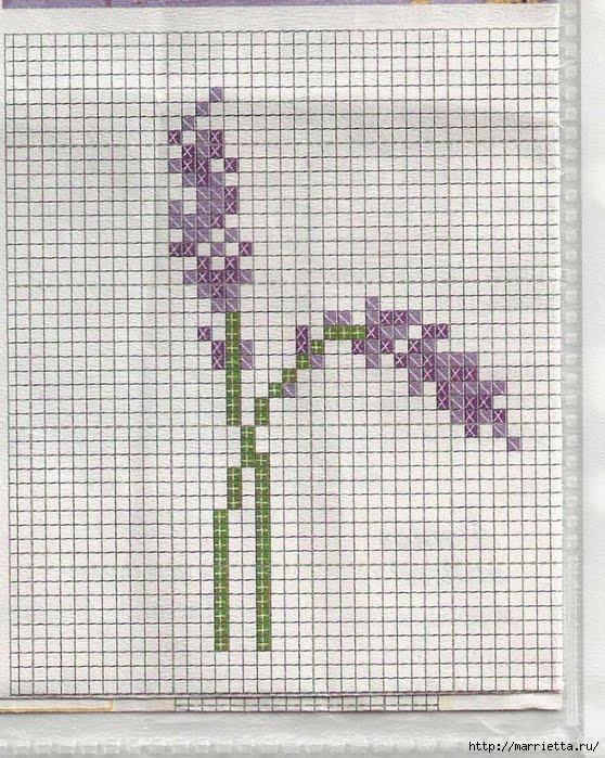 Artmorixe - Labores y manualidades: Saquitos perfumados con flores ...