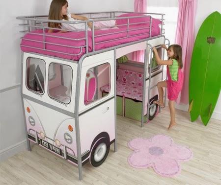 ... Anak Minimalis Terbagus Bikin Anak Betah : Kamar Tidur Anak Yang Unik