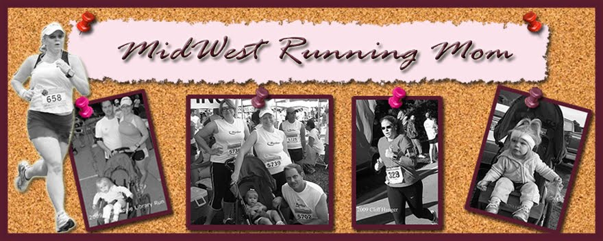 Midwest Running Mom