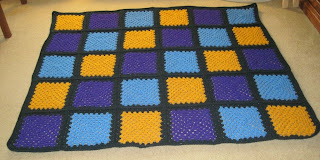 royalty afghan for homeless