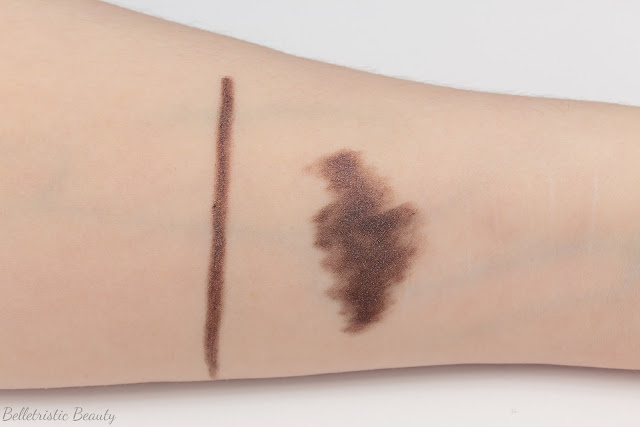 Chanel Marron Glacé 906 Stylo Yeux Waterproof Eyeliners swatches Multi-Effect Quadra, Summer 2014