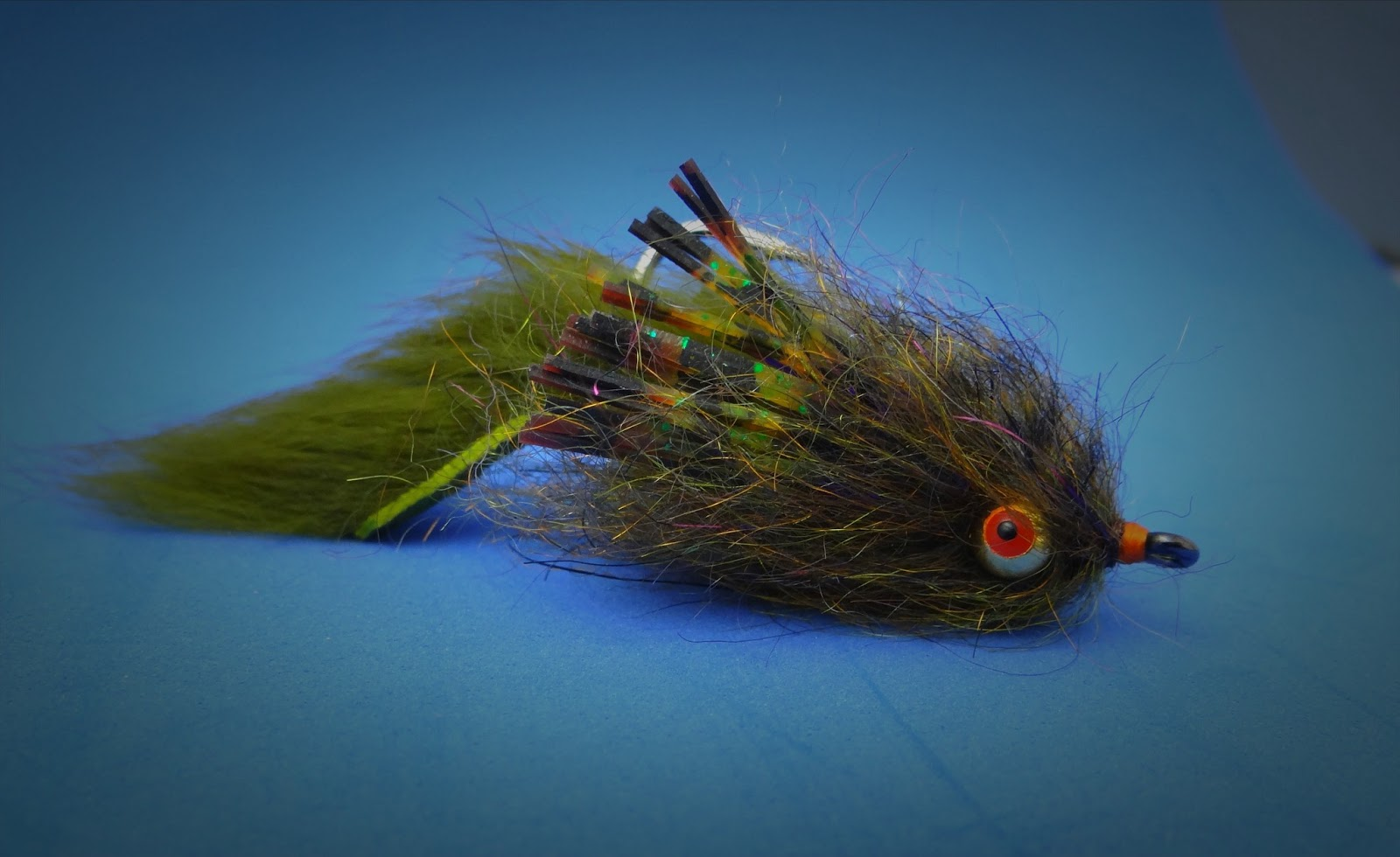 El sculpito dos updated fly fish food fly tying for Fly fish food