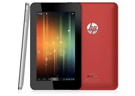 Menurut info yang kami peroleh, HP Slate 7 akan dirilis bulan April
