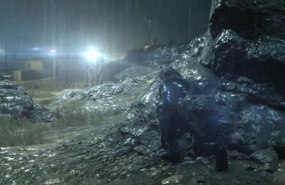 Fox Engine - Metal Gear Solid: Ground Zeroes