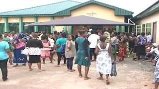 Benin Central Hospital