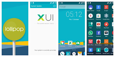 Android Lollipop pada Infinix Hot Note