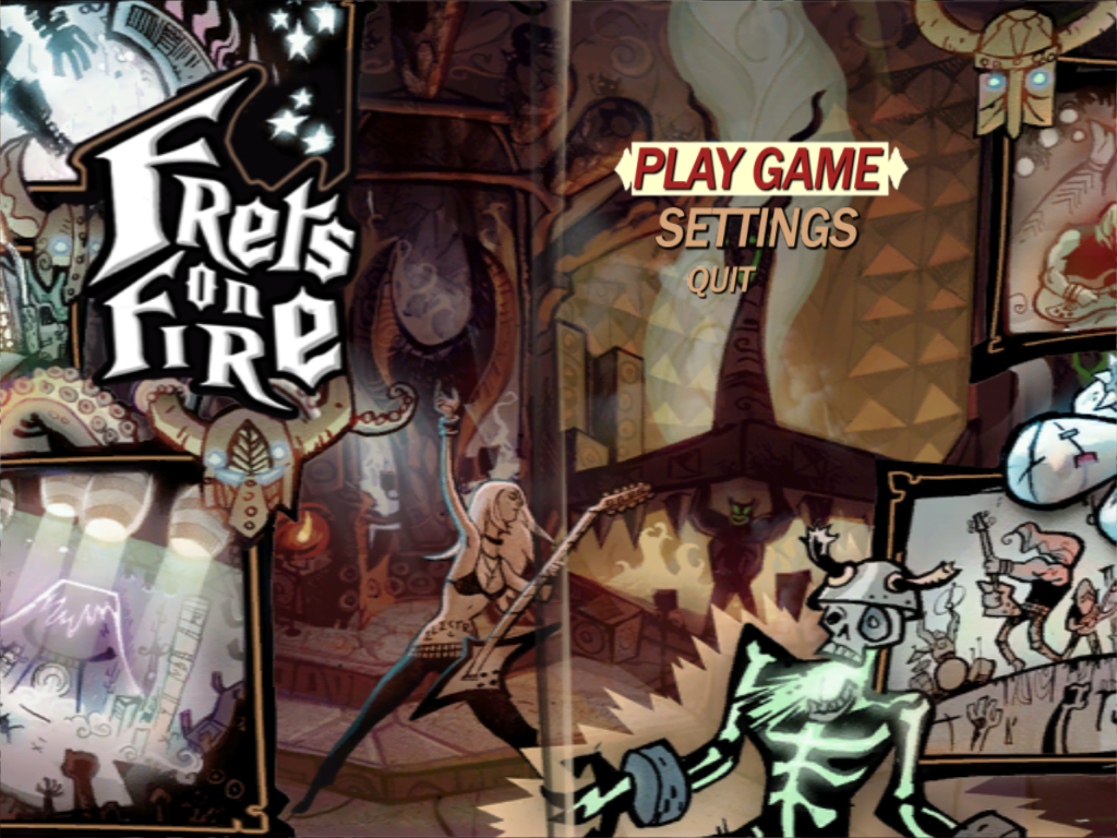 fretsonfire the game