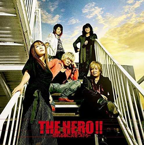 [Single] JAM Project – THE HERO!! ~怒れる拳に火をつけろ~ (2015.10.21/MP3/RAR)