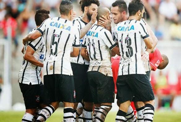 Corinthians vence o primeiro jogo da maratona alvinegra