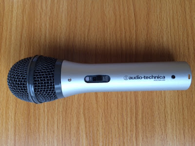 audio tecnica usb xlr microphone for windows pc and macbook