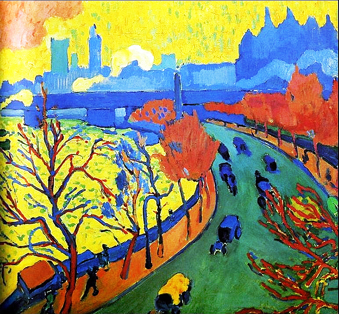 andre derain artwork analysis essays