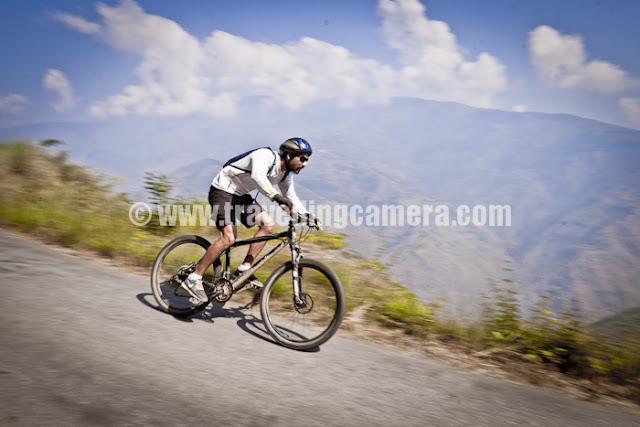 Mountain Terrain Biking, Himachal Pradesh 2011 - Day 3 - Tani Jubber to  Kullu Sarhan : during 3rd day of Hercules Mountain Terrain Biking, Himachal Pradesh 2011 !!!