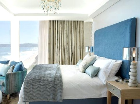 Modern Beach Bedroom
