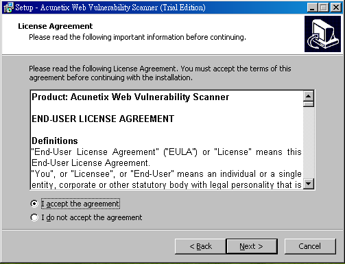 how to use acunetix web vulnerability scanner 9