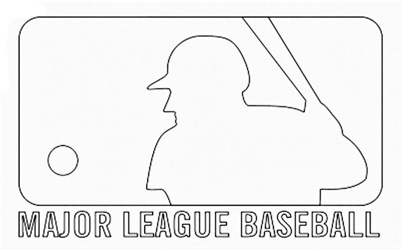 Único Colorear Béisbol Ornamento - Ideas Para Colorear - verbamanent ...