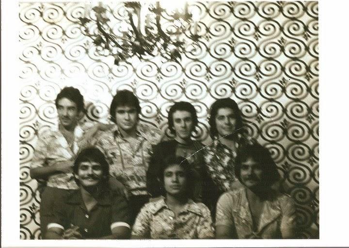 BLUE HAZE- 1972
