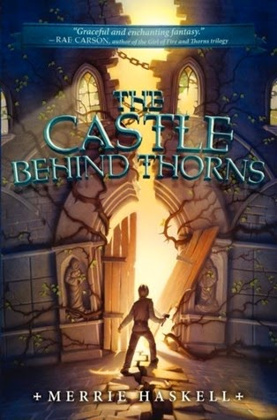 The Castle Behind Thorns book cover