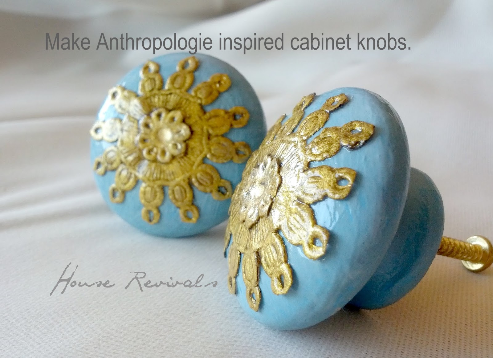 Anthropologie Inspired CabiKnobs