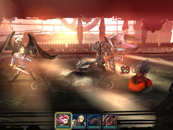 JRPG on iPad review