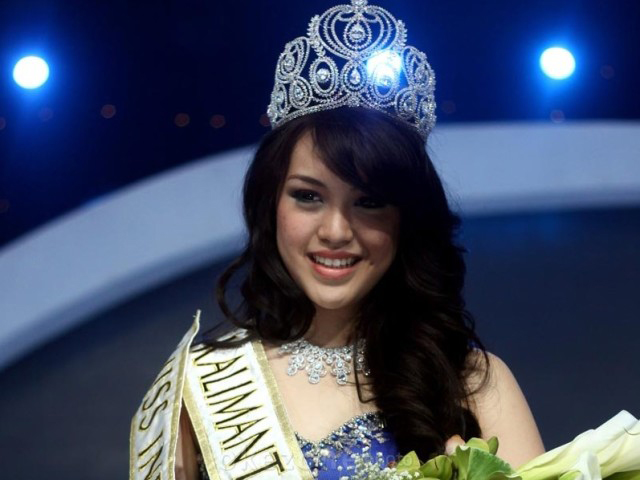 Annette Edoarda Senge Peserta Miss Celebrity SCTV Sepupu ...