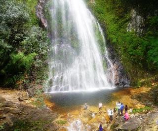 Charming Love Waterfall in Sa Pa 2