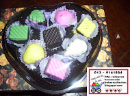 8 Pcs Choc/ Love Box