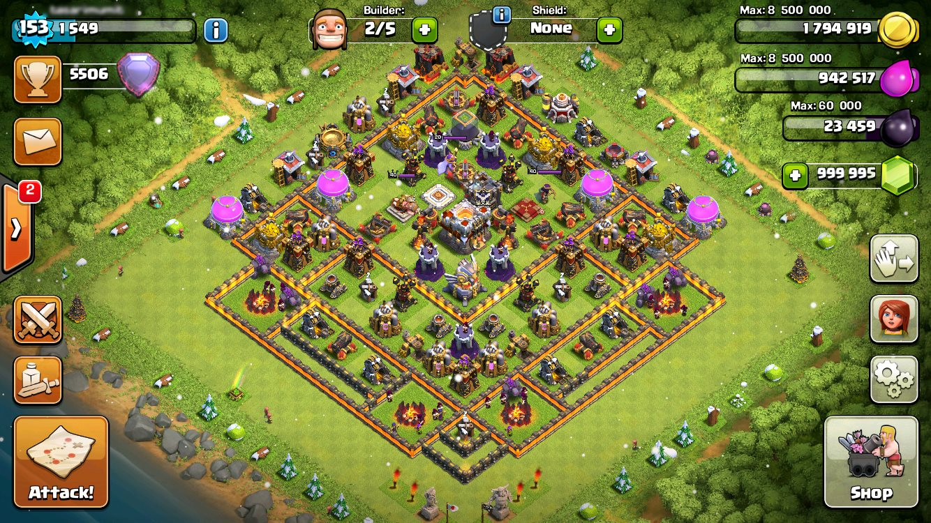 Clash of clans cheats free no download