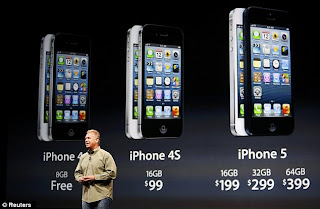 iphone 5 price
