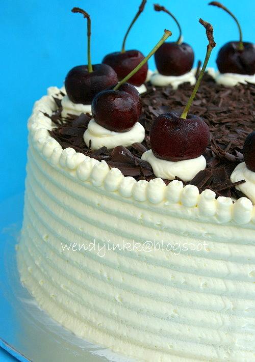 Tesco Chocolate Birthday Cake
