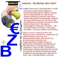 Norbert Knobloch - Eurobonds Tacheles
