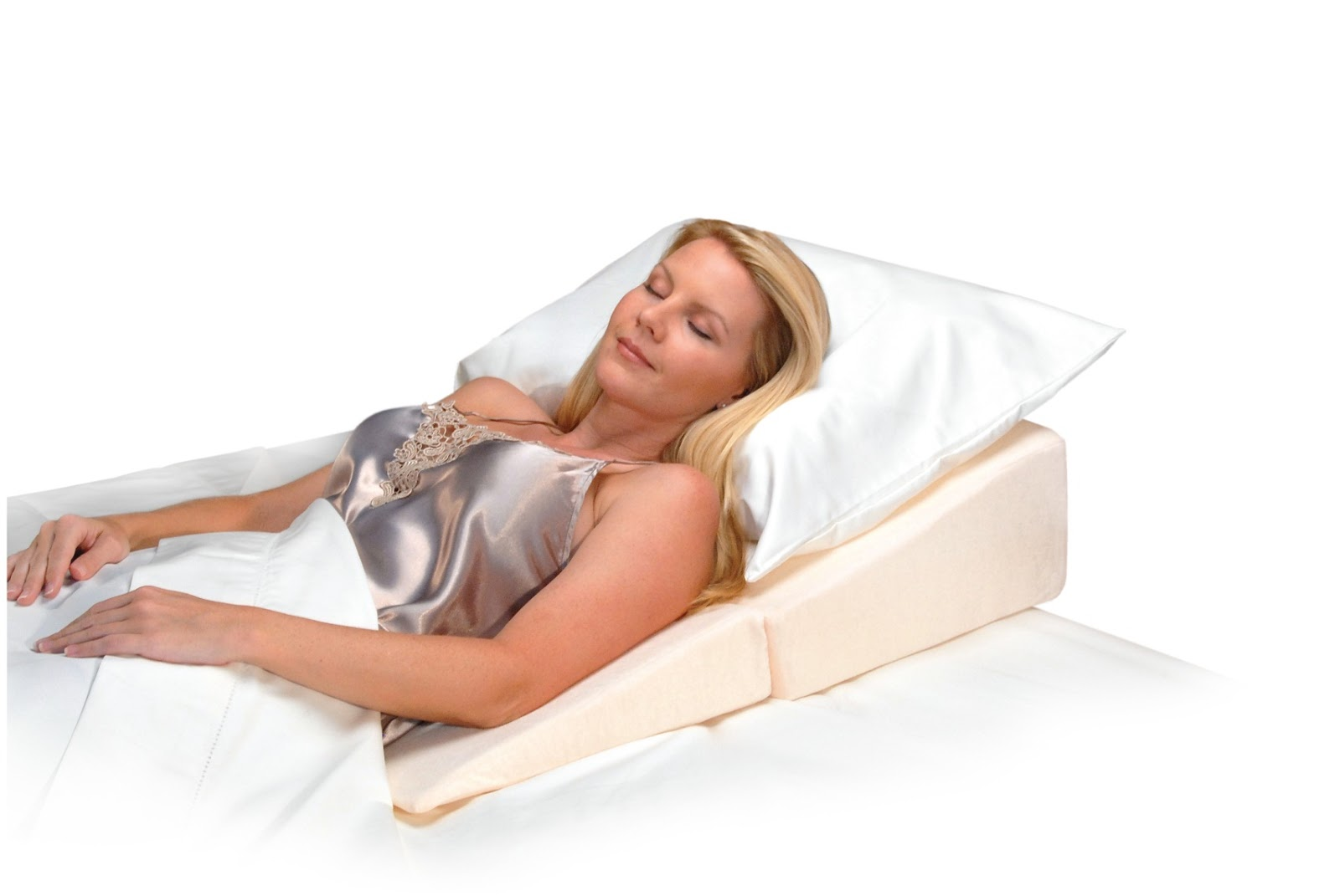 Bed wedge for acid reflux - Helping Your Elderly Parent Be Comfortable At Home Back To Health