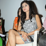 Ruby Parihar Photos in Short Dress at Premalo ABC Movie Audio Launch Function 84