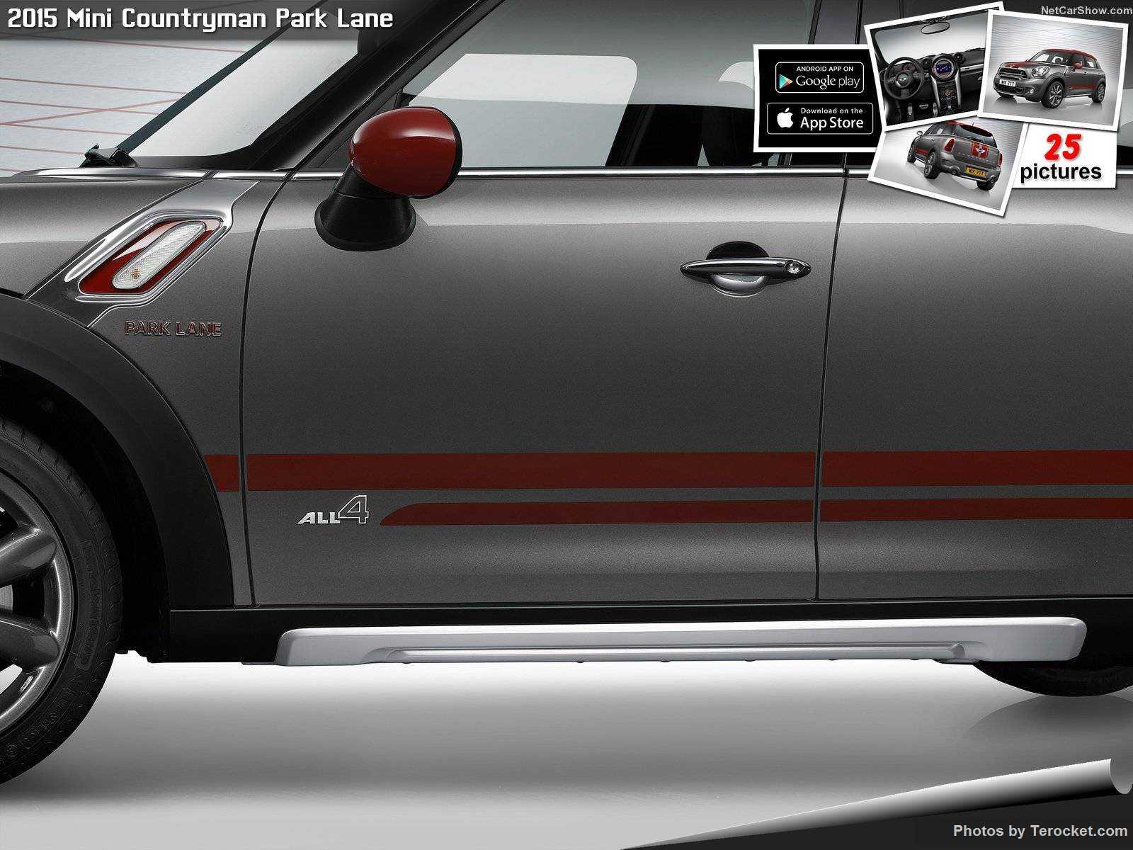 Hình ảnh xe ô tô Mini Countryman Park Lane 2015 & nội ngoại thất