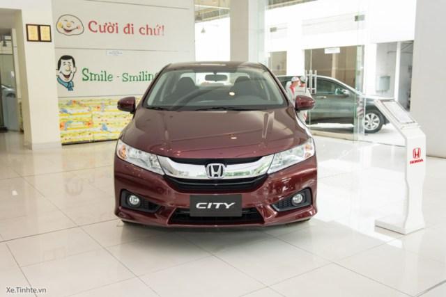 Bảng giá xe Ô tô Honda Việt Nam 02
