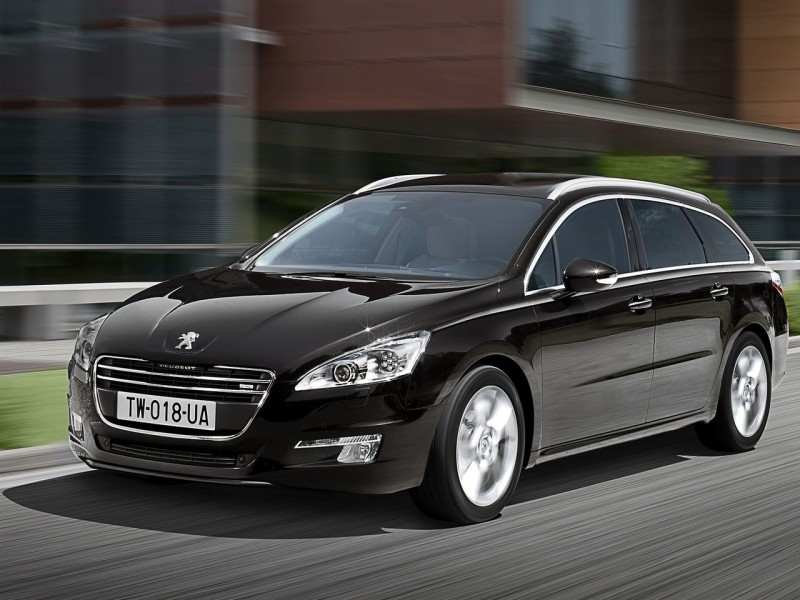 2011 peugeot 508 sw and gt automotive todays. Black Bedroom Furniture Sets. Home Design Ideas